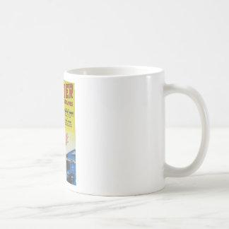 Space Queen Escapes Coffee Mug