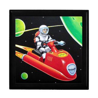 SPACE SCOOTER LARGE SQUARE GIFT BOX