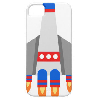 Space Ship Barely There iPhone 5 Case