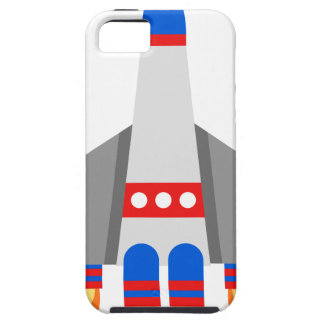 Space Ship iPhone 5 Cover
