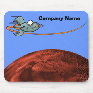 Space Ship - Mouse Pad