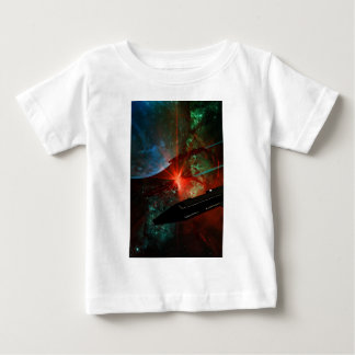 Space Ship Platoon Baby T-Shirt