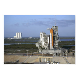 Space shuttle Atlantis 3 Photographic Print