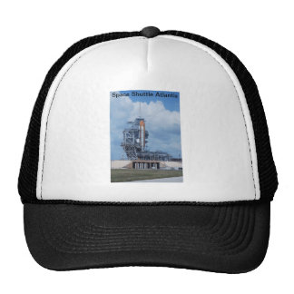 Space Shuttle Atlantis Trucker Hat