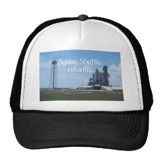 Space Shuttle Atlantis Hats