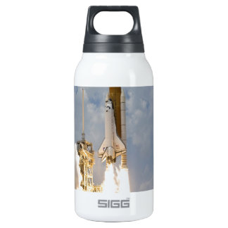 Space Shuttle Atlantis lift off move to success 0.3L Insulated SIGG Thermos Water Bottle