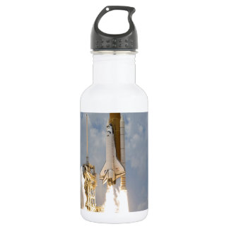 Space Shuttle Atlantis lift off move to success 532 Ml Water Bottle