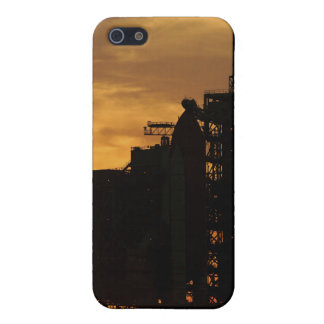 Space Shuttle Atlantis on the launch pad iPhone 5/5S Covers