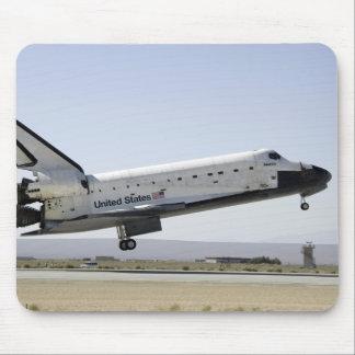 Space Shuttle Atlantis prepares for landing 2 Mouse Pad
