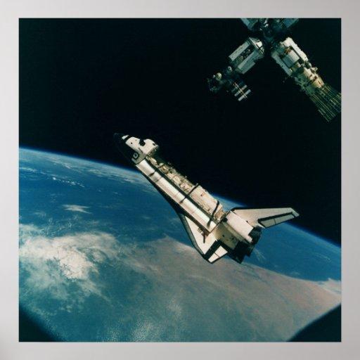 space shuttle atlantis poster - photo #2