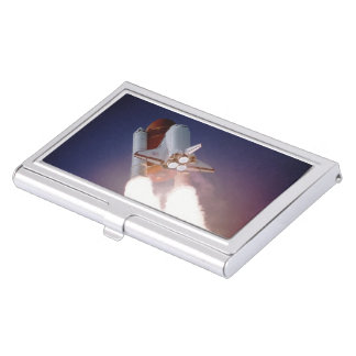 Space Shuttle Business Card Case
