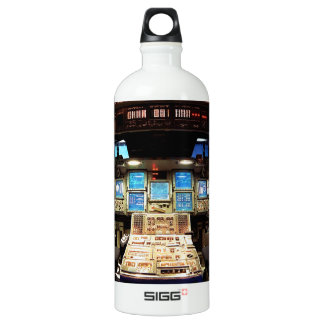 Space Shuttle Cockpit SIGG Traveller 1.0L Water Bottle