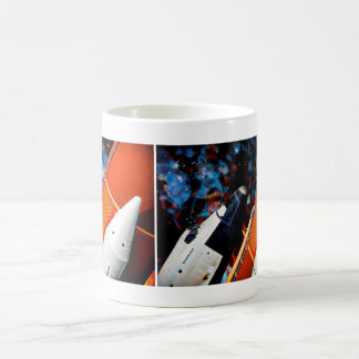 Space Shuttle Coffee Mug