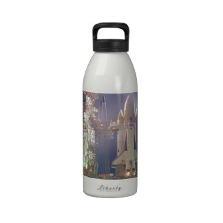 Space Shuttle Columbia Water Bottles