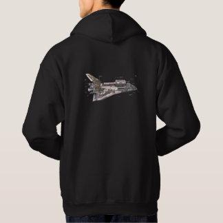 Space Shuttle Cutaway Hoodie