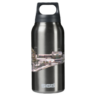 Space Shuttle Cutaway Insulated Water Bottle