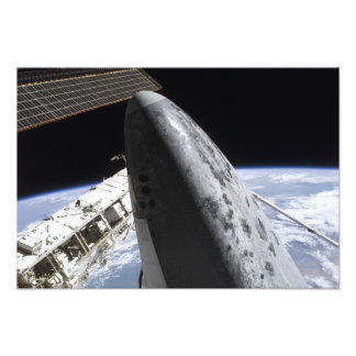 Space Shuttle Discovery 5 Photo Art