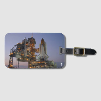 Space Shuttle Discovery Luggage Tag
