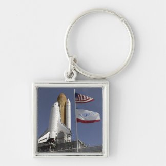 Space Shuttle Endeavour 2 Key Ring