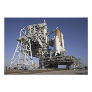 Space shuttle Endeavour 2 Photo Art