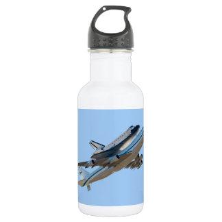 Space shuttle Endeavour 532 Ml Water Bottle