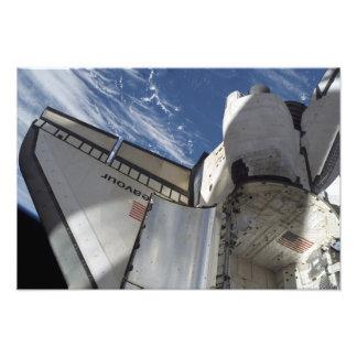 Space Shuttle Endeavour 9 Photo Print