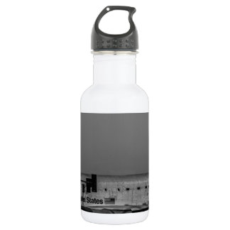 Space Shuttle Endeavour at The Forum 532 Ml Water Bottle