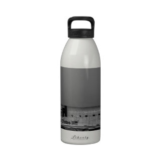 Space Shuttle Endeavour at The Forum Drinking Bottle