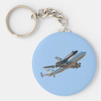 Space shuttle Endeavour Key Chain