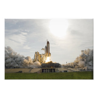 Space Shuttle Endeavour lifts off 6 Photo