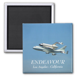 Space Shuttle Endeavour Magnet!