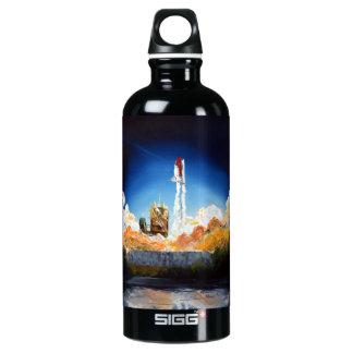 Space Shuttle Launch SIGG Traveler 0.6L Water Bottle