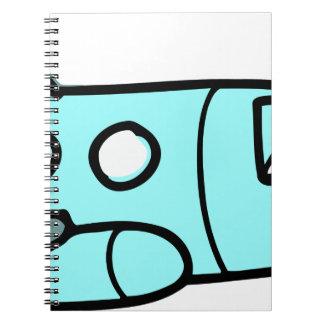 Space Shuttle Notebook
