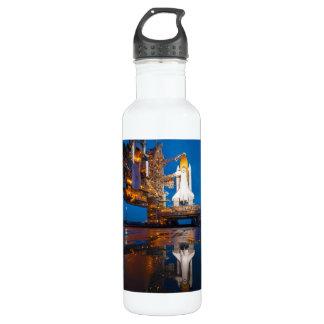 Space Shuttle Ready For Launch 710 Ml Water Bottle
