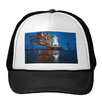 Space Shuttle Ready For Launch Hat