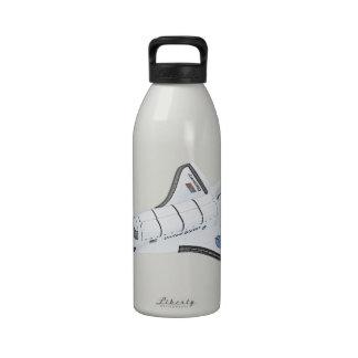 Space Shuttle Water Bottles