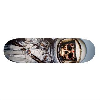 Space Skate 18.1 Cm Old School Skateboard Deck