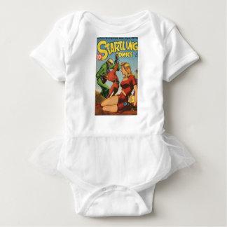 Space Skeleton Baby Bodysuit