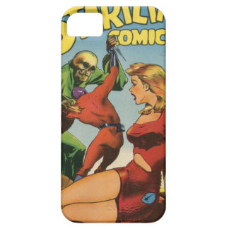 Space Skeleton iPhone 5 Cases