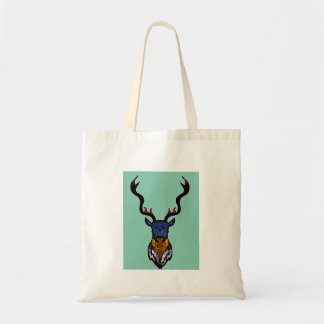 Space Stag Tote Bag