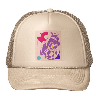 Space Station Trucker Hat