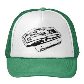 Space tank Truckercap Hat