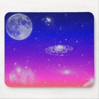 Space-themed Mousepad
