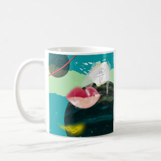 space themed mug