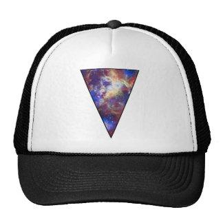 Space Triangle Cap