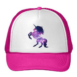 Space unicorn cap