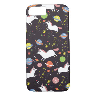 space unicorns iPhone 7 case