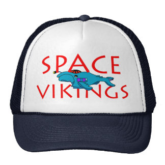 Space Vikings Cap