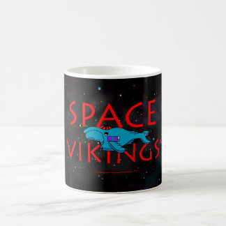 Space Vikings Logo Coffee Mug