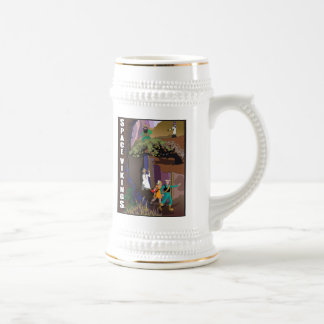 "Space Vikings ""Lost in Amazonia"" Stein"